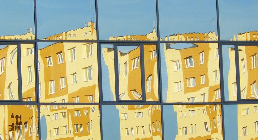 Fensterfolie blickdicht