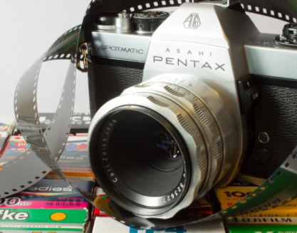 Negative und Fotos in hoher Bildqualität